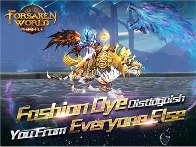 Forsaken World Mobile MMORPG 4