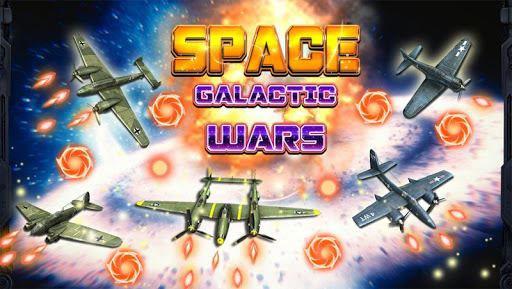 Space Galactic Wars 1