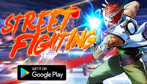 Street Fighting:City Fighter 4