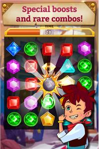 Jewel Mania: Mystic Mountain 3