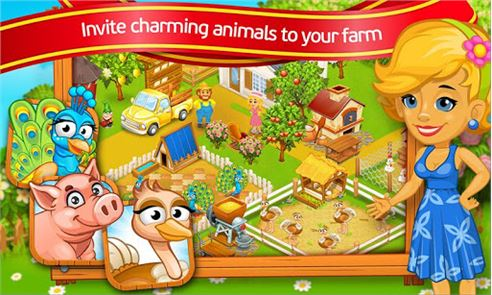 Farm Town: Cartoon Story 1