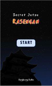 Secret Jutsu Rasengan 1