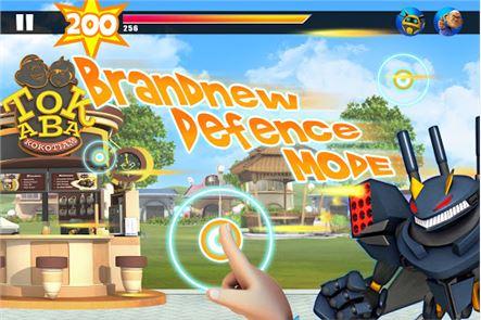 BoBoiBoy: Ejojo Attacks 3