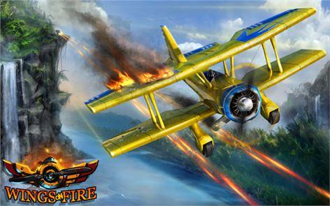 Wings on Fire – Endless Flight 1