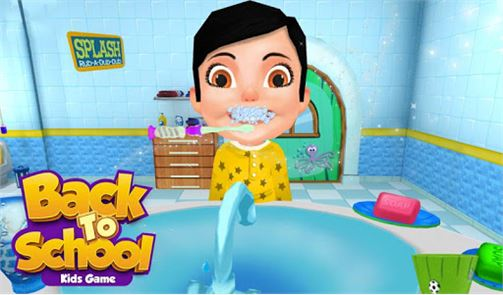 Back To School Kids Game 6