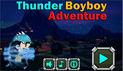 Thunder Boyboy Adventure 1