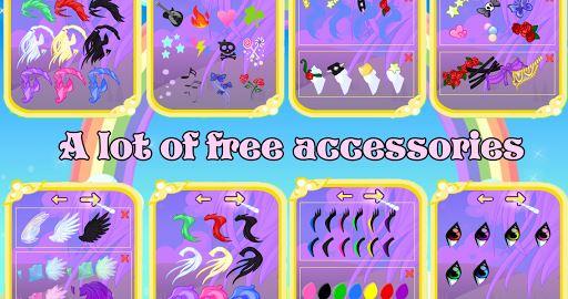 Unicorn Dress up – Girl Game 6