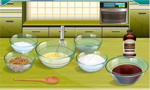 Brownies Cooking 2