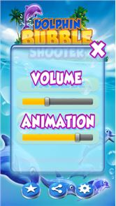 Dolphin Bubble Shooter 4
