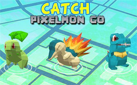Catch Pixelmon Go! 1