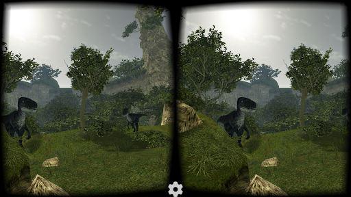 VR Jurassic Coaster 5