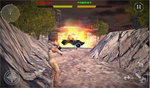 Commando Survivor Killer 3D 6