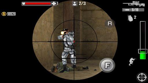 Shoot Strike War Fire 4
