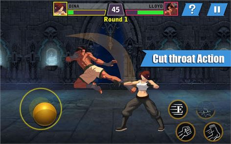 Kung Fu Combat 4