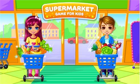 Supermarket – Game for Kids 1