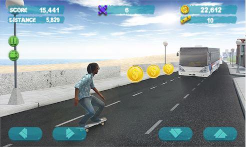 Street Skater 3D: 2 6