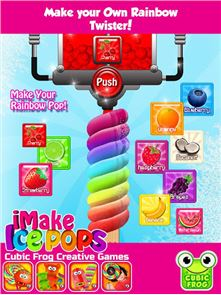 iMake Ice Pops-Ice Pop Maker 3