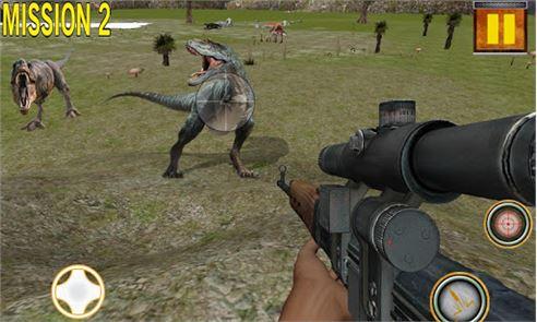 Dino Hunter at Mountains 2
