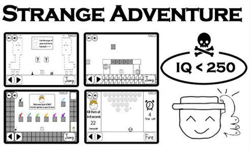 Strange Adventure 1