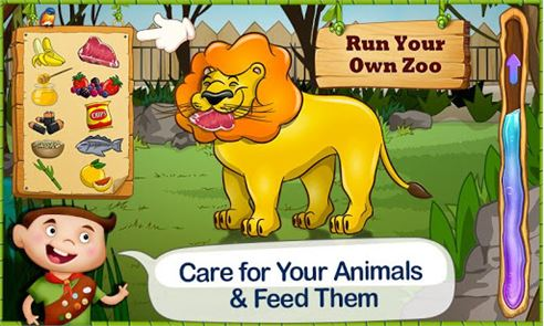 Zoo Keeper – Care For Animals 2