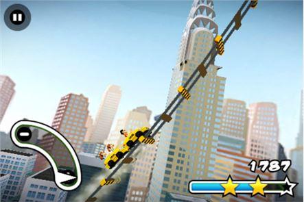 3D Rollercoaster Rush NewYork 2