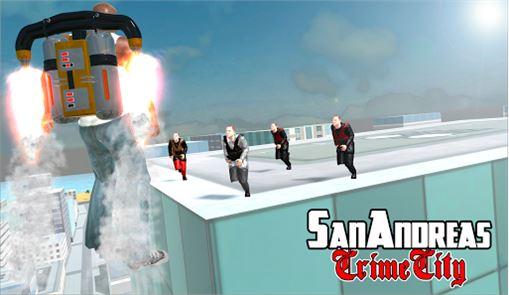 San Andreas Crime City 1