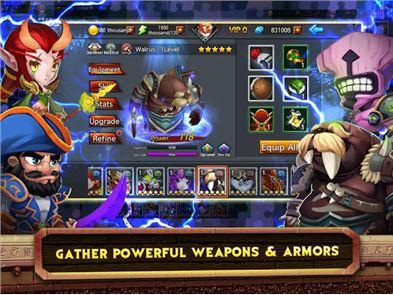 Arcane Heroes 4