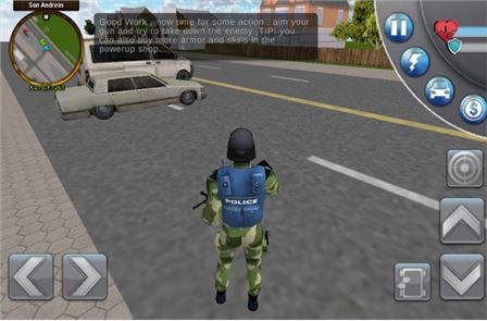 San Andreas Crime City 3D 1