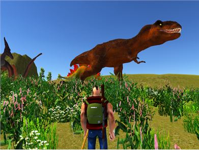 Jurassic Dino World Survival 1
