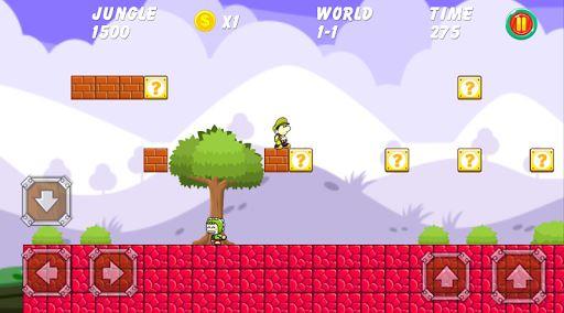 Super Jungle of Mario 5