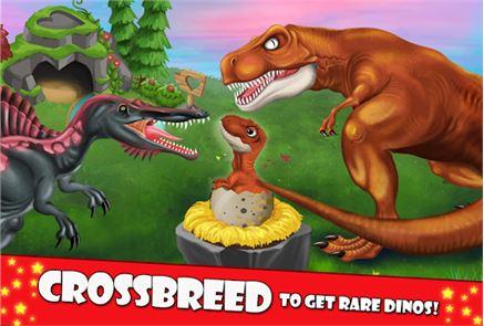 DINO WORLD Jurassic builder 2 5