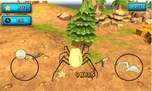 Spider Simulator: Amazing City 4
