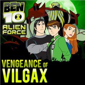 Ben10 Vengeance of Vilgax FREE 1