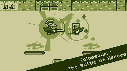 Timing Hero : Colosseum & Raid 1