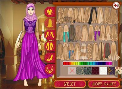 Hijab Fashion Designer Game 5