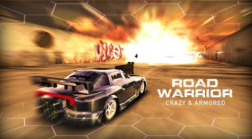 Road Warrior – Crazy & Armored 6