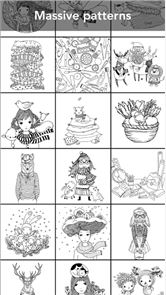 Anne Coloring Book 1