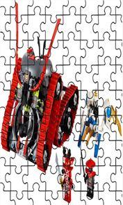 Puzzles for lego Ninjago 2