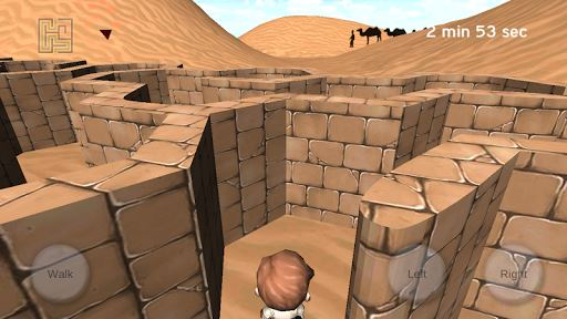 3D Maze (The Labyrinth) 4