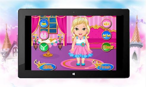 Baby Princess Caring Game 4