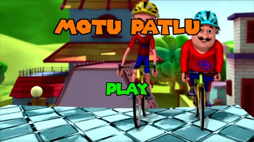 Motu Patlu Bike Cycling 2