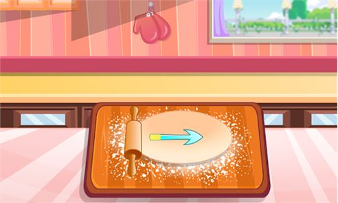 Donuts cooking games 3