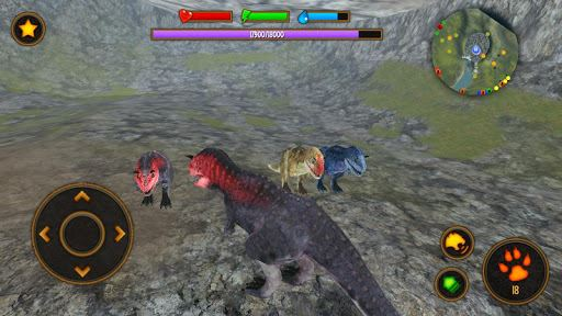 Clan of Carnotaurus 5