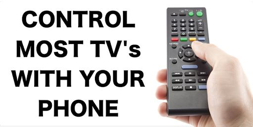 TV Remote Control Pro 1